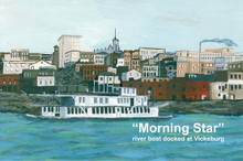 Morning Star Postcard / Postcards