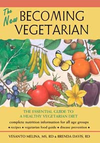 New Becoming Vegetarian, The / Melina, Vesanto
