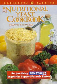 Nutritional Yeast Cookbook, The / Stepaniak, Joanne