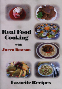 Real Food Cooking with Jurea Dawson (DVD) / Dawson, Jurea