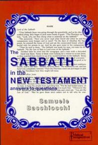 Sabbath in the New Testament, The / Bacchiocchi, Samuele