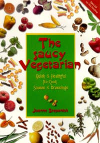 Saucy Vegetarian, The / Stepaniak, Joanne