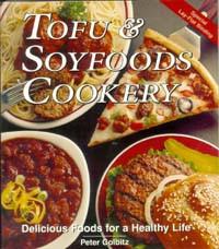 Tofu & Soyfoods Cookery / Golbitz, Peter