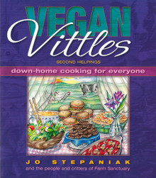 Vegan Vittles 2nd Helpings / Stepaniak, Jo