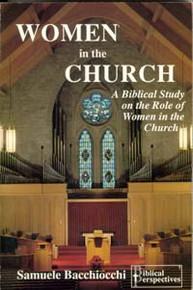 Women in the Church / Bacchiocchi, Samuele