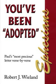 You've Been Adopted / Wieland, Robert J