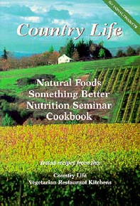 Country Life Something Better Cookbook / Southern Missionary Society / Paperback