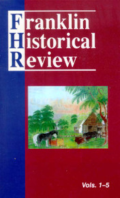 Franklin Historical Review Collection  1 / Franklin County Historical & Museum Society / Paperback