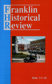 Franklin Historical Review Collection  3 (PB) / Franklin County Historical & Museum Society