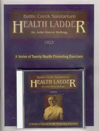 Battle Creek Sanitarium Health Ladder / Kellogg, John Harvey, MD