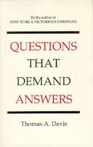 Questions that Demand Answers / Davis, Thomas A