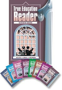 True Education Readers: Set of 8 / Various Authors / Paperback