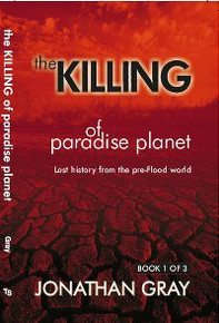 Killing of Paradise Planet, The / Gray, Jonathan / Paperback / LSI