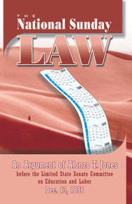 National Sunday Law, The / Jones, Alonzo Trevier / Paperback / LSI
