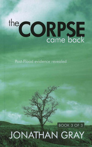 Corpse Came Back, The / Gray, Jonathan / Paperback / LSI