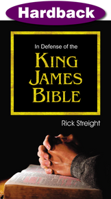 In Defense of the King James Bible / Streight, Rick / Hardback / LSI