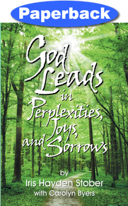 God Leads in Perplexities, Joys and Sorrows / Stober, Iris Hayden / Paperback