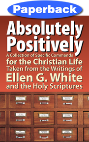 Absolutely Positively / White, Ellen G / Paperback / LSI