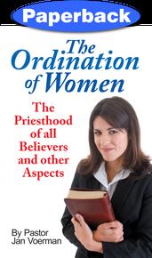 Ordination of Women, The (Revised) / Voerman, Jan / Paperback / LSI