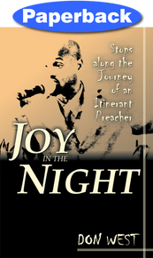 Joy in the Night / West, Don R. / Paperback
