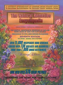 Natural Remedies Encyclopedia 7th Edition / Ferrel, Vance; Archbold, Edgar; Cherne, Harold