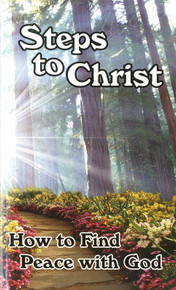 Cover of Steps to Christ