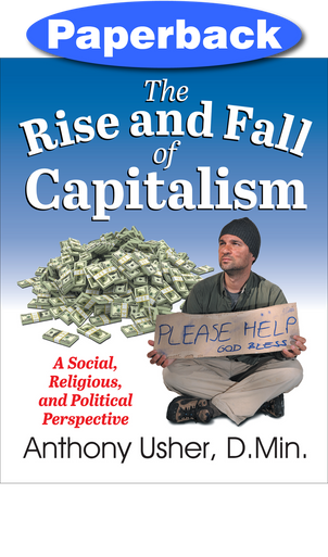 Cover of Rise and Fall of Capitalism