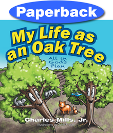 Cover of My LIfe as an Oak Tree