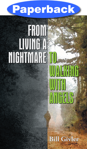 Cover of From Living a Nightmare to Walking with Angels