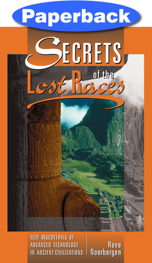 Cover of Secrets of the Lost Races