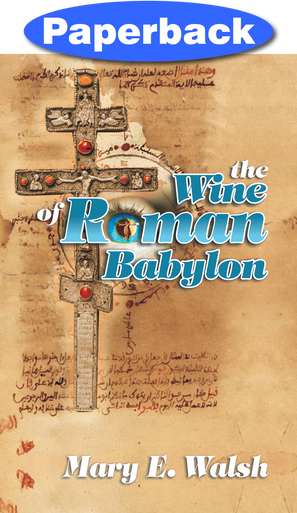 Cover of Wine of Roman Babylon