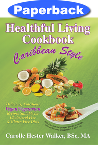 Cover of Healthful Living Cookbook