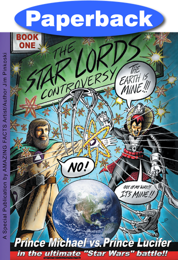 Cover of Star Lords Controversy, Book One