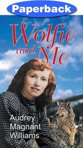 Cover of Wolfie and Me