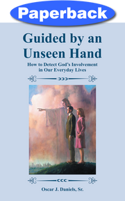 Cover of Guided by an Unseen Hand