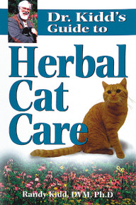 Cover of Dr. Kidd's Guide to Herbal Cat Care