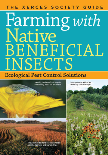 Cover of Farming with Native Beneficial Insects
