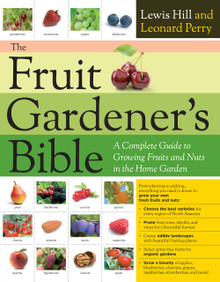Cover of Fruit Gardener's Bible