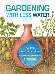 Cover of Gardening with Less Water