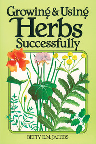 Cover of Growing & Using Herbs Successfully