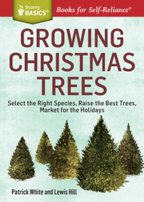 Cover of Growing Christmas Trees