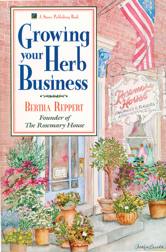 Cover of Growing Your Herb Business