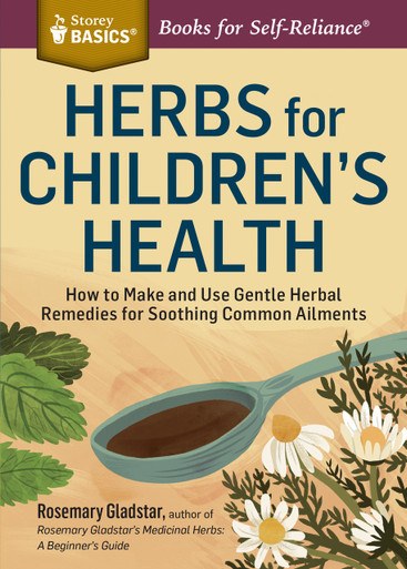 Cover of Herbs for Children's Health