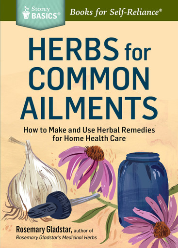 Cover of Herbs for Common Ailments