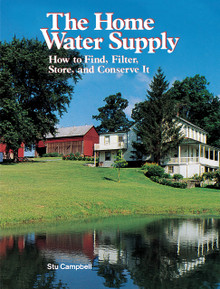 Cover of The Home Water Supply