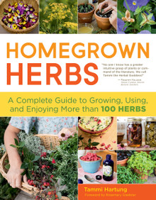 Cover of Homegrown Herbs