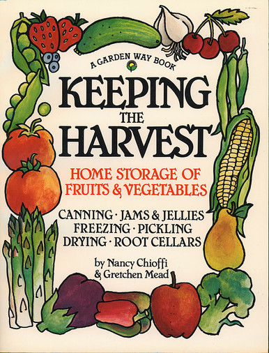 Cover of Keeping the Harvest