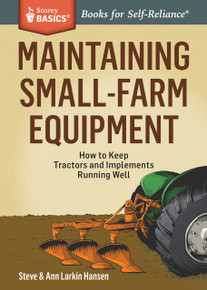 Cover of Maintaining Small-Farm Equipment