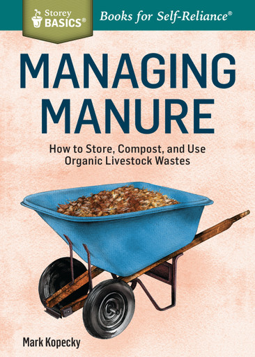 Cover of Managing Manure