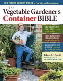 Cover of Vegetable Gardener's Container Bible